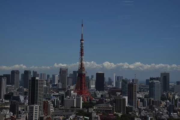 Tokyo tower 881355 640
